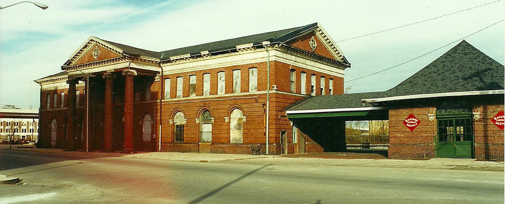 Richmond Depot, early 2000s